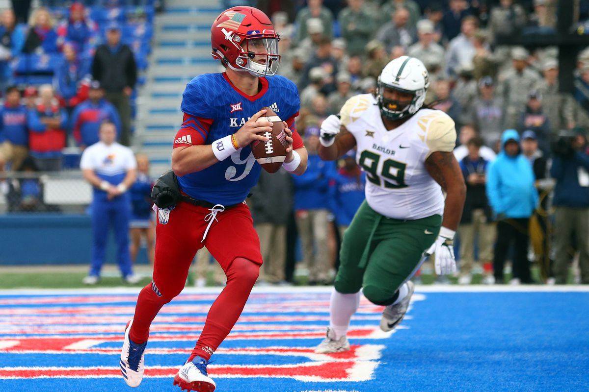 Baylor Kansas Football Preview And Prediction Our Daily Bears
