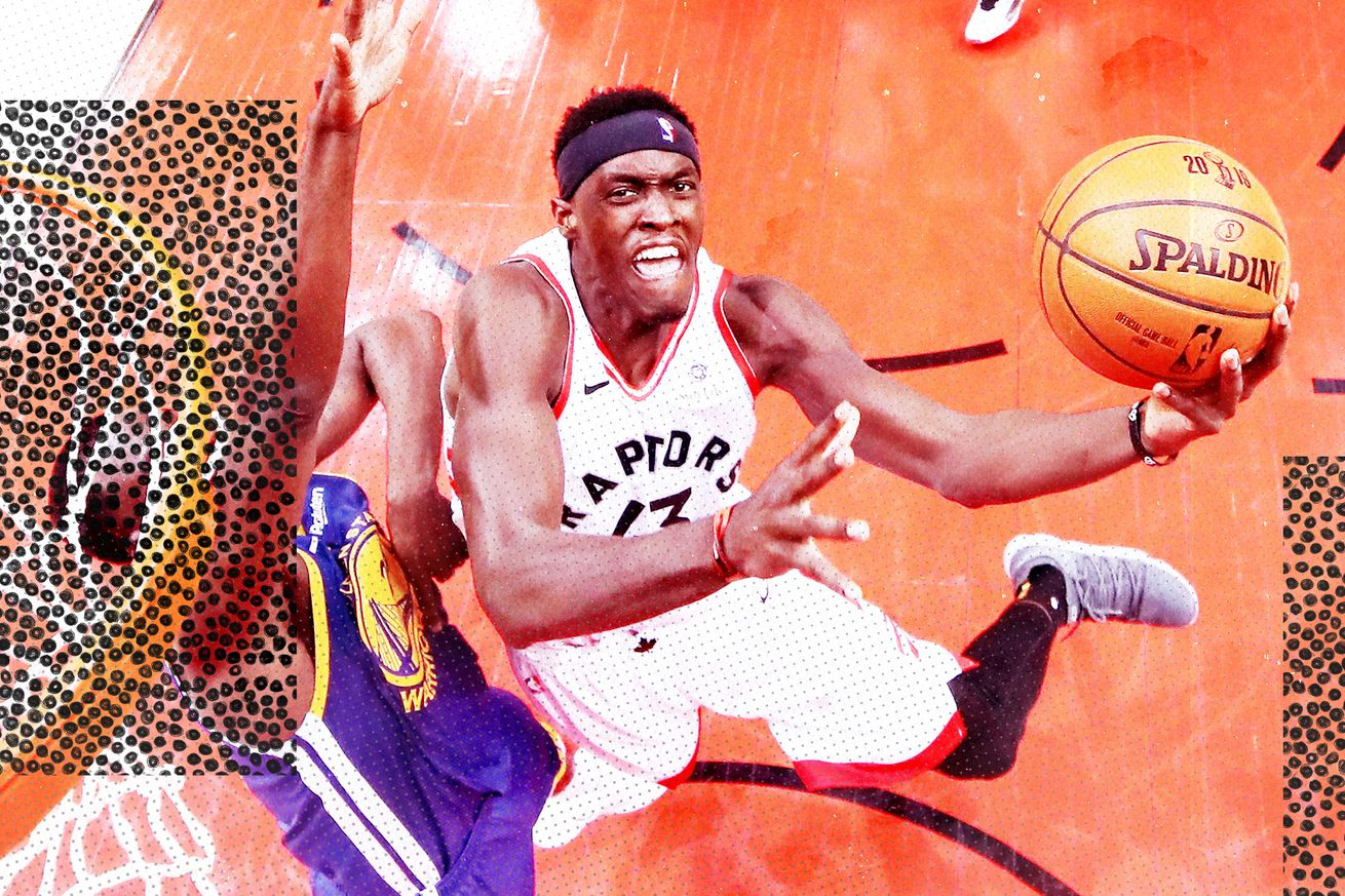 Pascal Siakam Game 1.0 - Pascal Siakam's dominant Game 1 just made his teammates' lives a lot easier