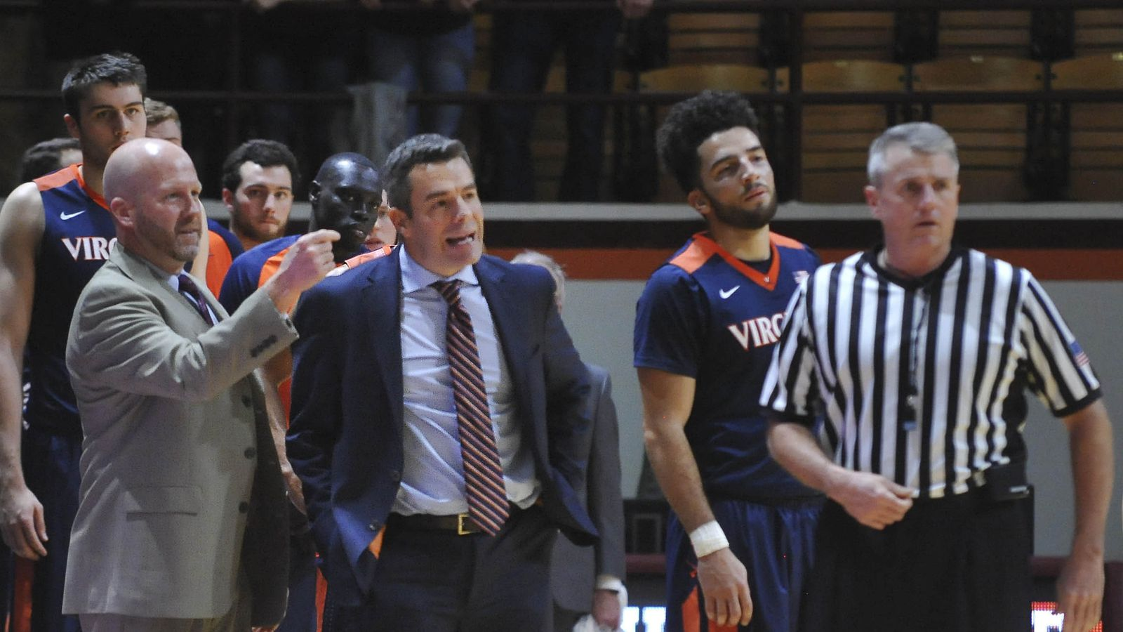What Does Virginias Loss To Virginia Tech Mean Going Forward Pointcounterpoint - Streaking -8862