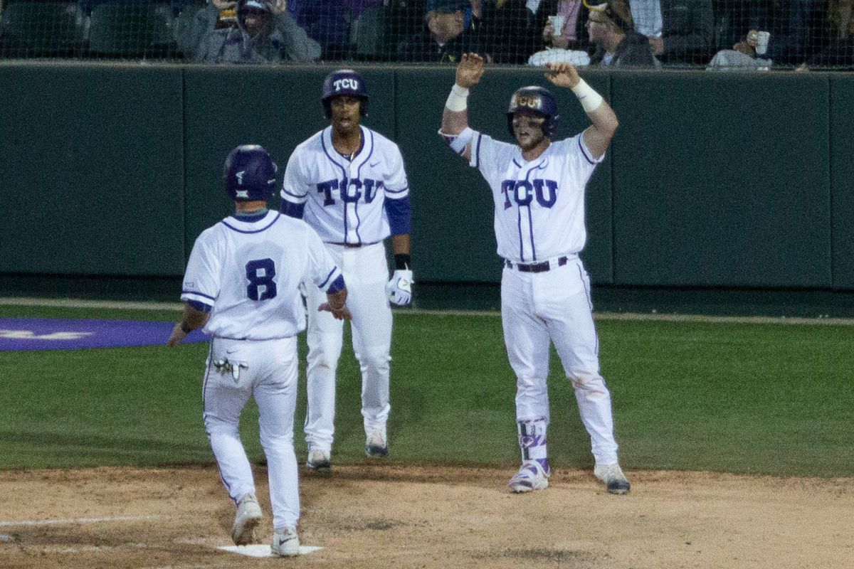 Skoug leads the Frogs with his energy and his monster cuts