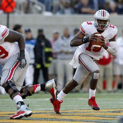 Kenny Guiton on the move.