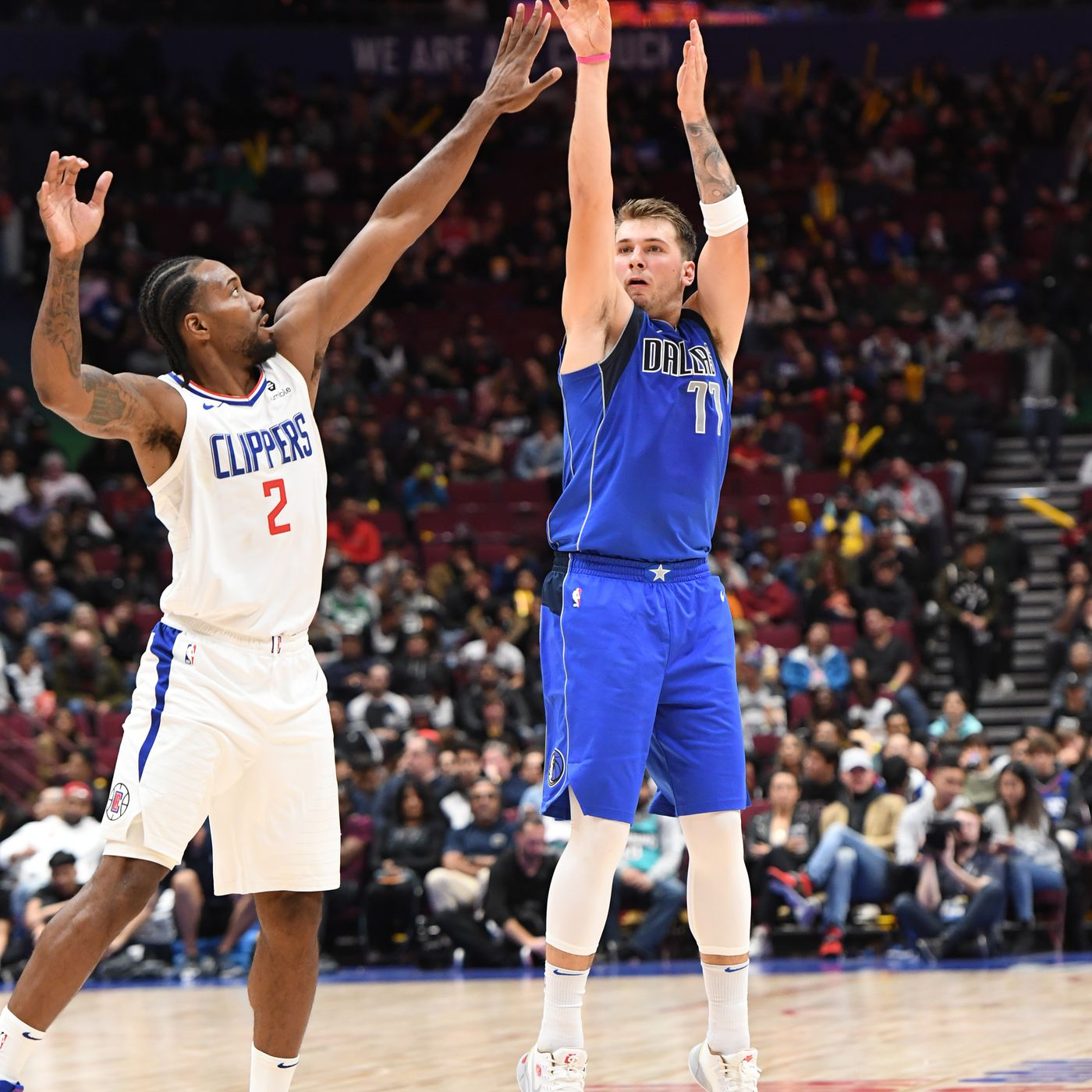 Clippers Vs Mavs Preview Can The Clippers Stop Luka Doncic