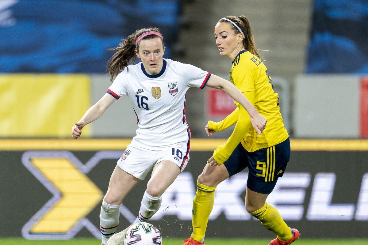 Sweden v USA - Women's International Friendly