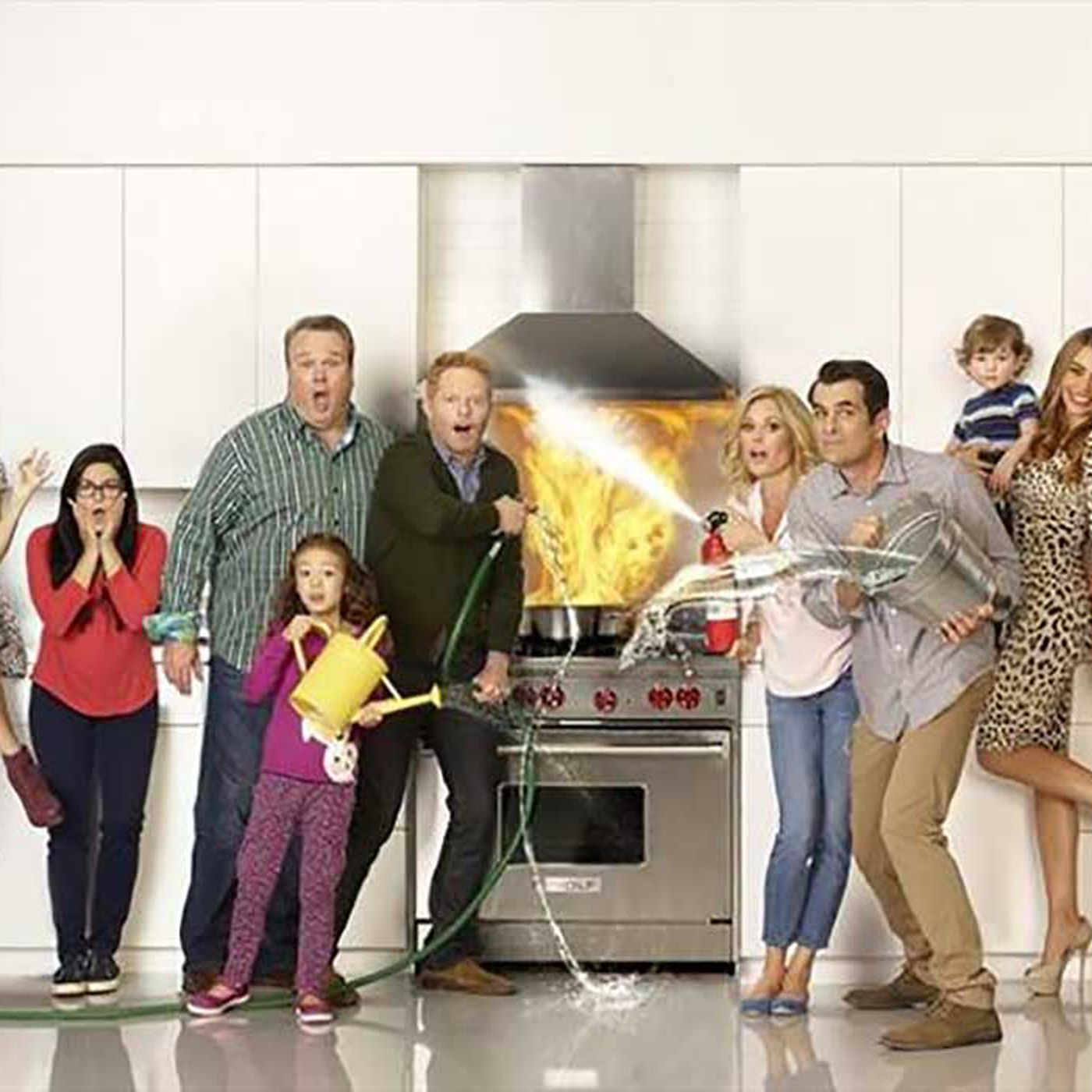 A Modern Family there is a 'modern family' cookbook in the works - eater