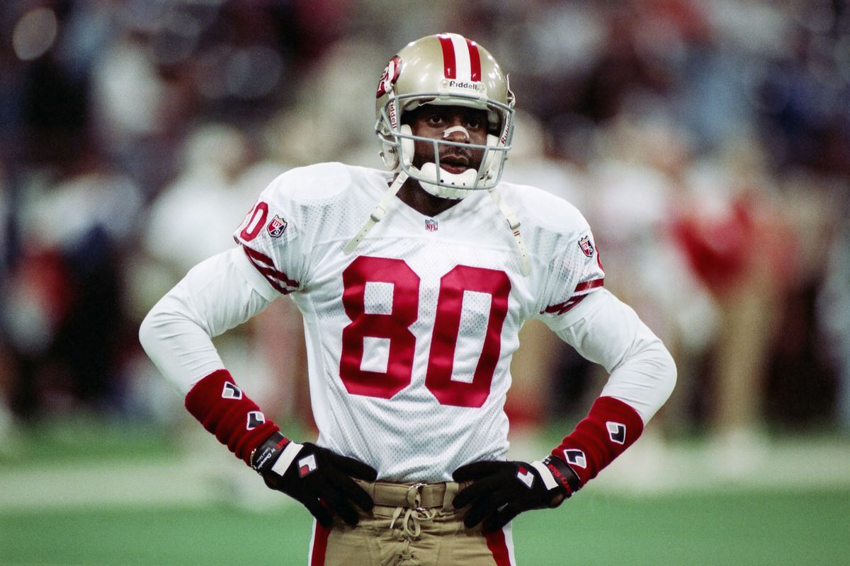 San Francisco 49ers Old Footage Shows Jerry Rice Embarrassing Teammates Niners Nation