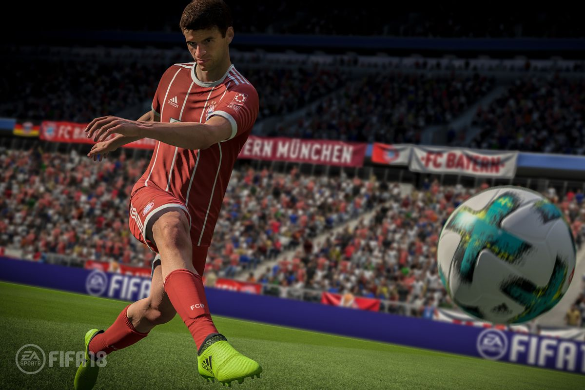 Why I had to quit playing FIFA soccer - Polygon