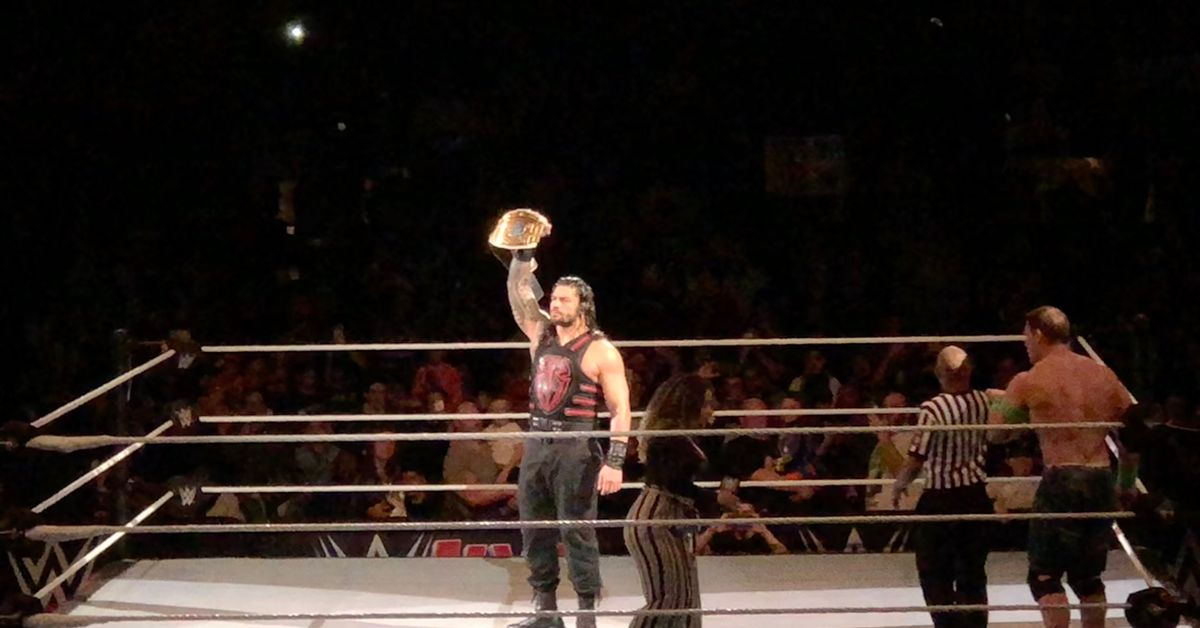 Wwe Live From New York It 39 S The Annual Msg Holiday House Show Cageside Seats