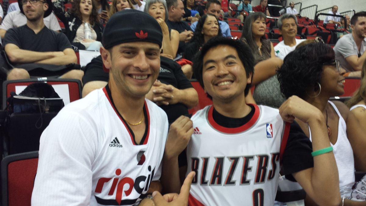 Jay and Maui