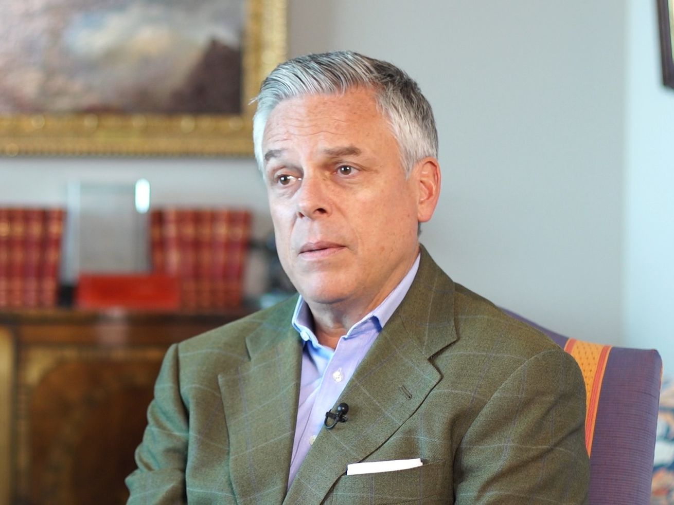 Jon Huntsman says impeachment is divisive, leaves 'lasting scars' on nation