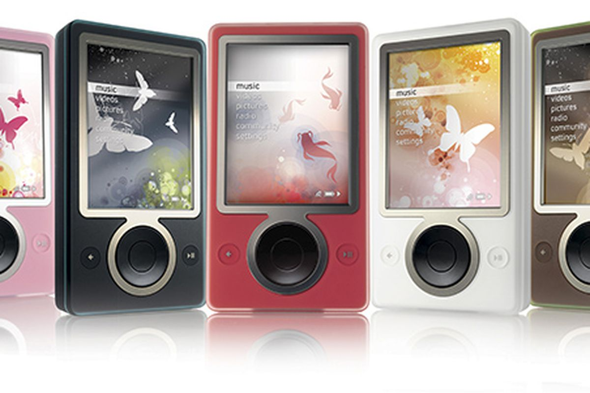 Zune hardware was a mistake, admits former Microsoft exec