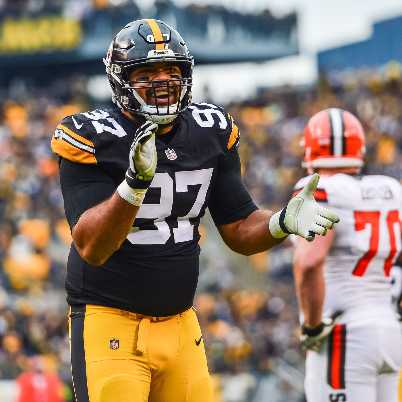 fcccd81f3 Steelers Stock Report: See whose stock is rising, and falling, after the  win over the Browns