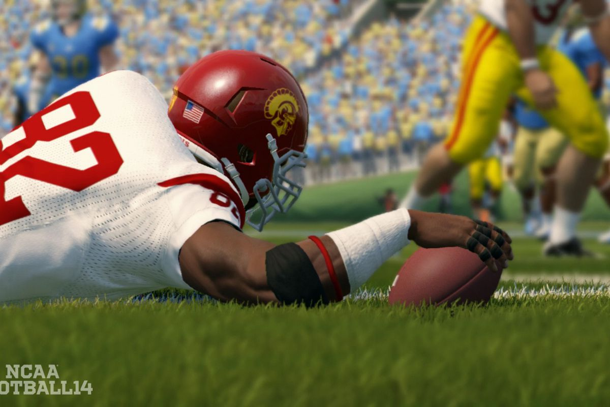 NCAA Football 15: Users would create everything - Polygon