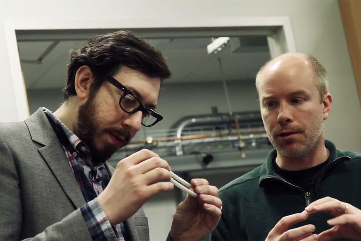 Microsoft model lab screen grab