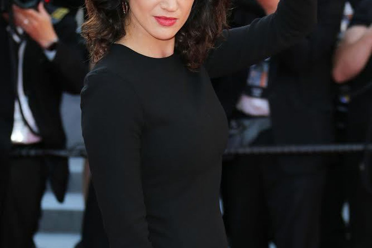 Asia Argento, seen at the Cannes Film Festival in France in May, has been accused of having sex with an underage boy in 2013.