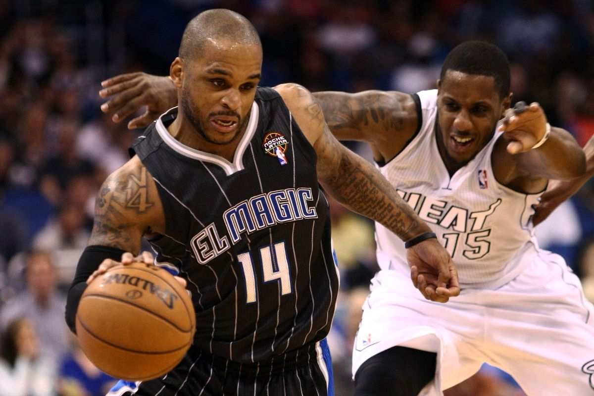 Jameer Nelson and Mario Chalmers