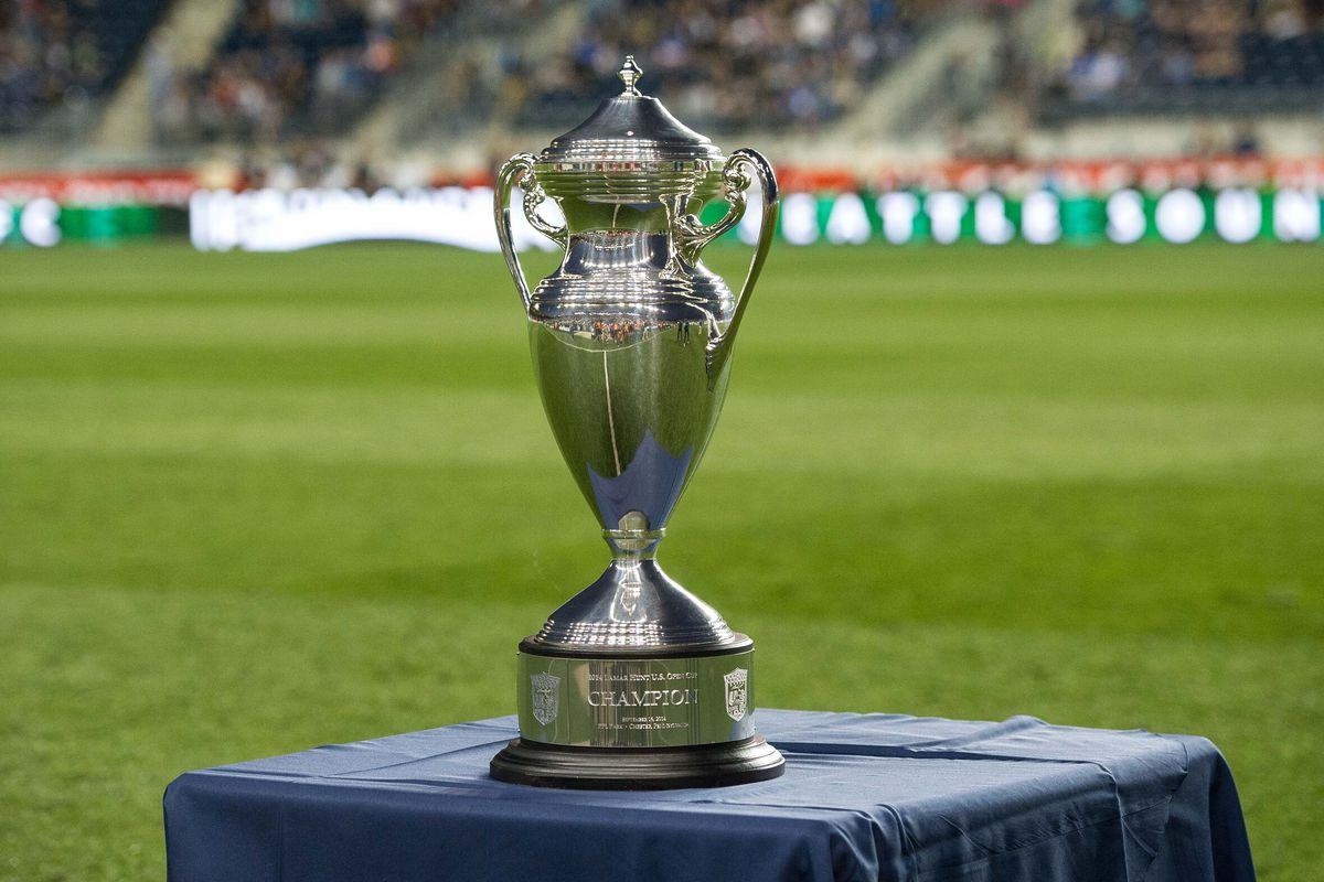 The 102nd U.S. Open Cup final is September 29 or 30.
