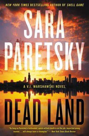"""Click here for an excerpt from Sara Paretsky's """"Dead Land."""""""