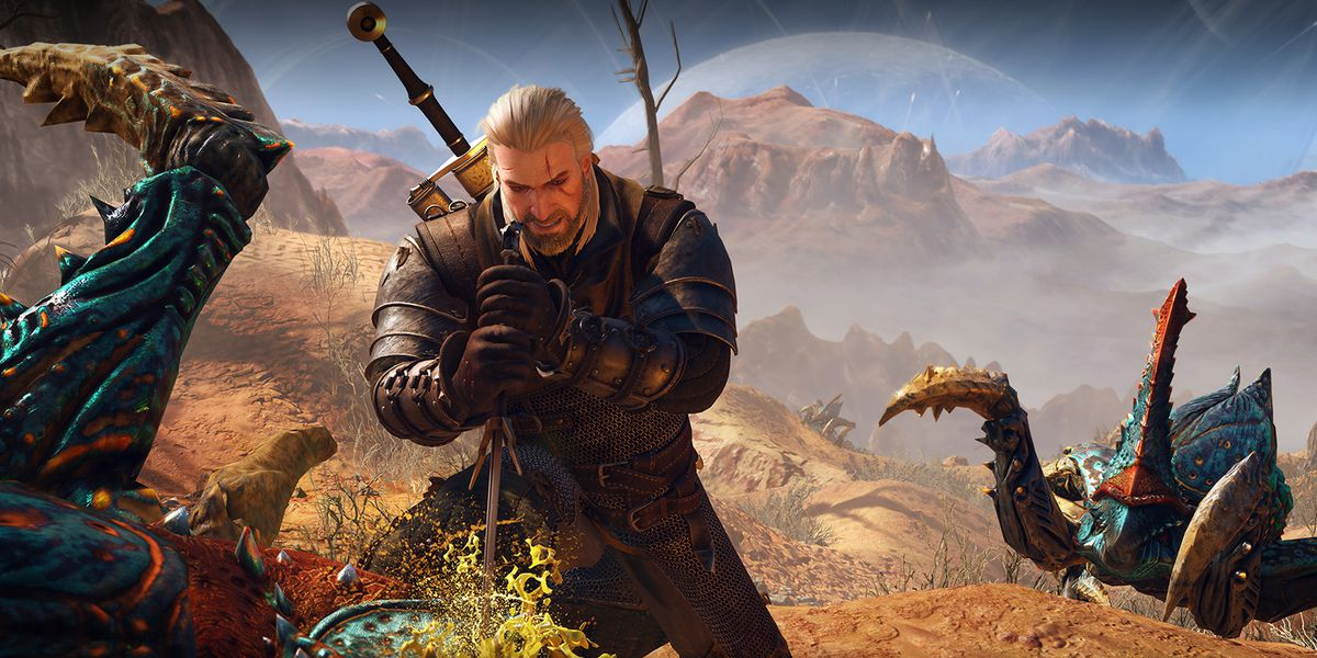The Witcher 3's Xbox One X update adds 60 fps support, and