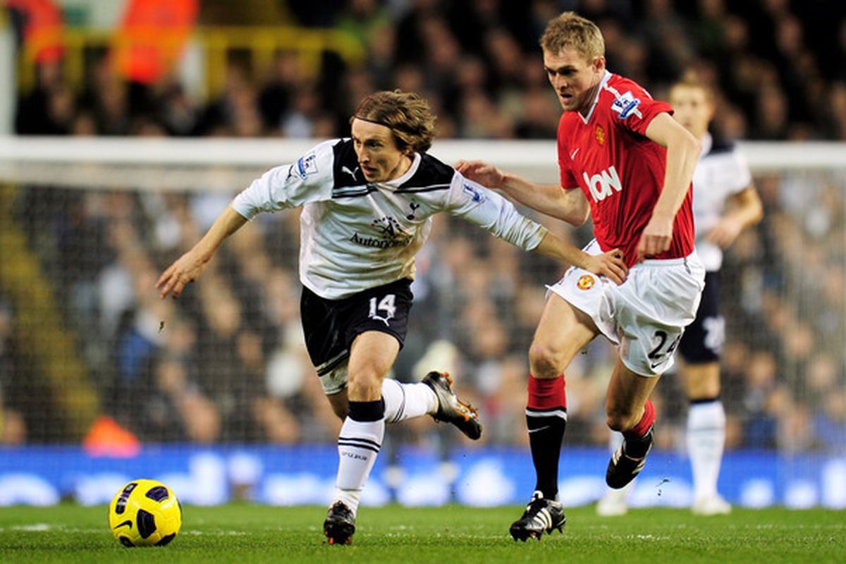 Luka Modric: the key to unlocking Italy's defense.