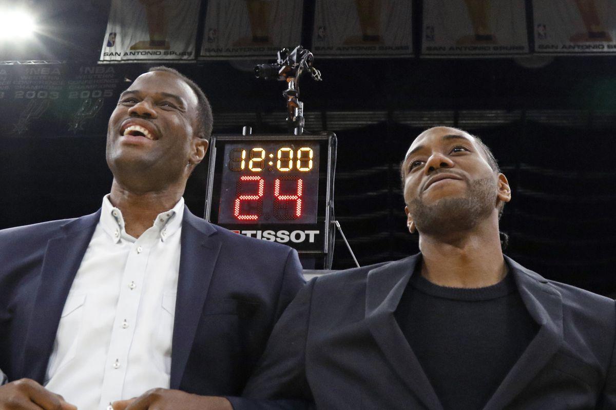 Minnesota Timberwolves v San Antonio Spurs