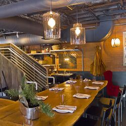 Sparrow Bar + Cookshop, Photo by Gary R Wise
