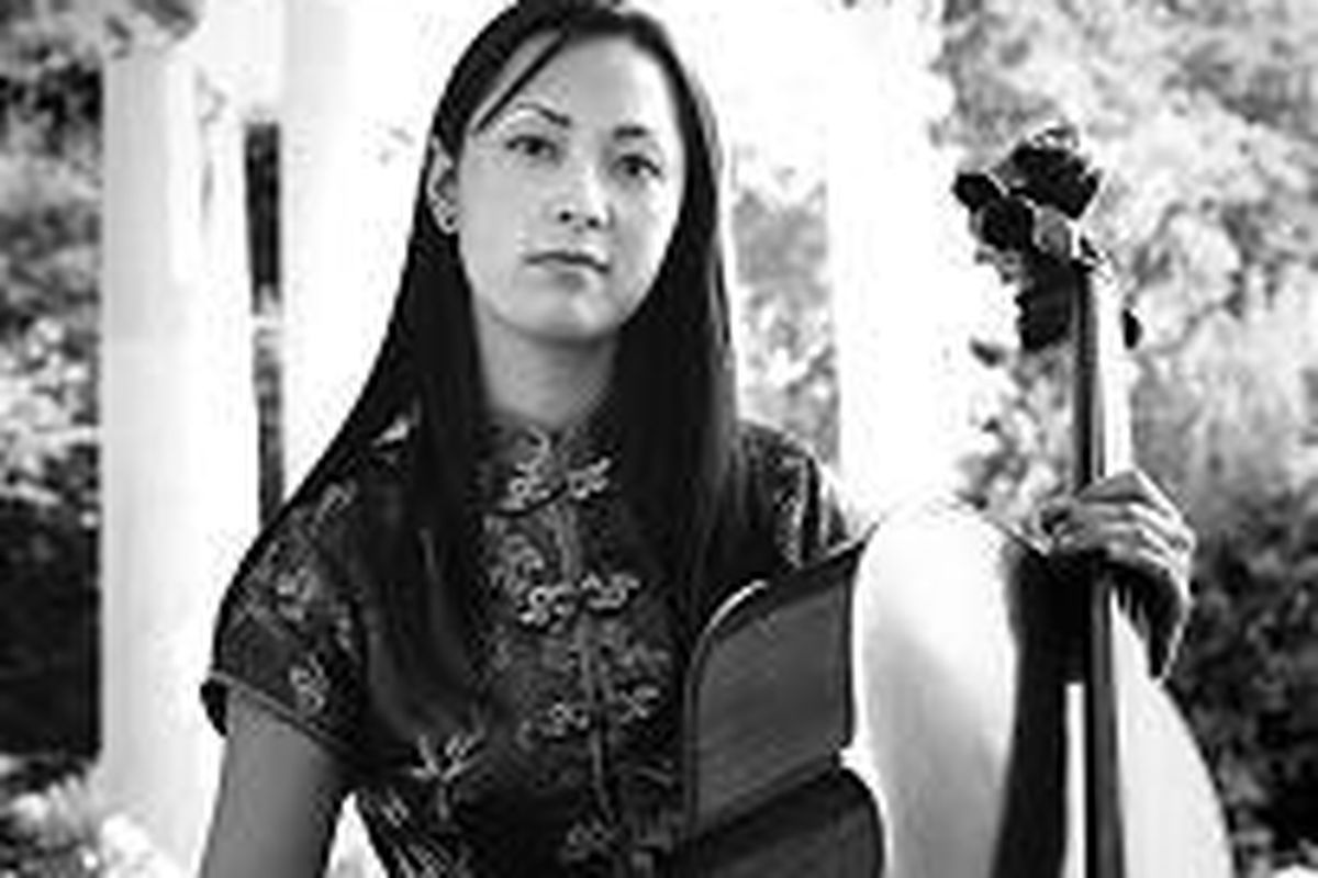 Meeka Quan joined the Utah Symphony in September 2003. Originally from San Francisco, she began playing the cello when she was 6.