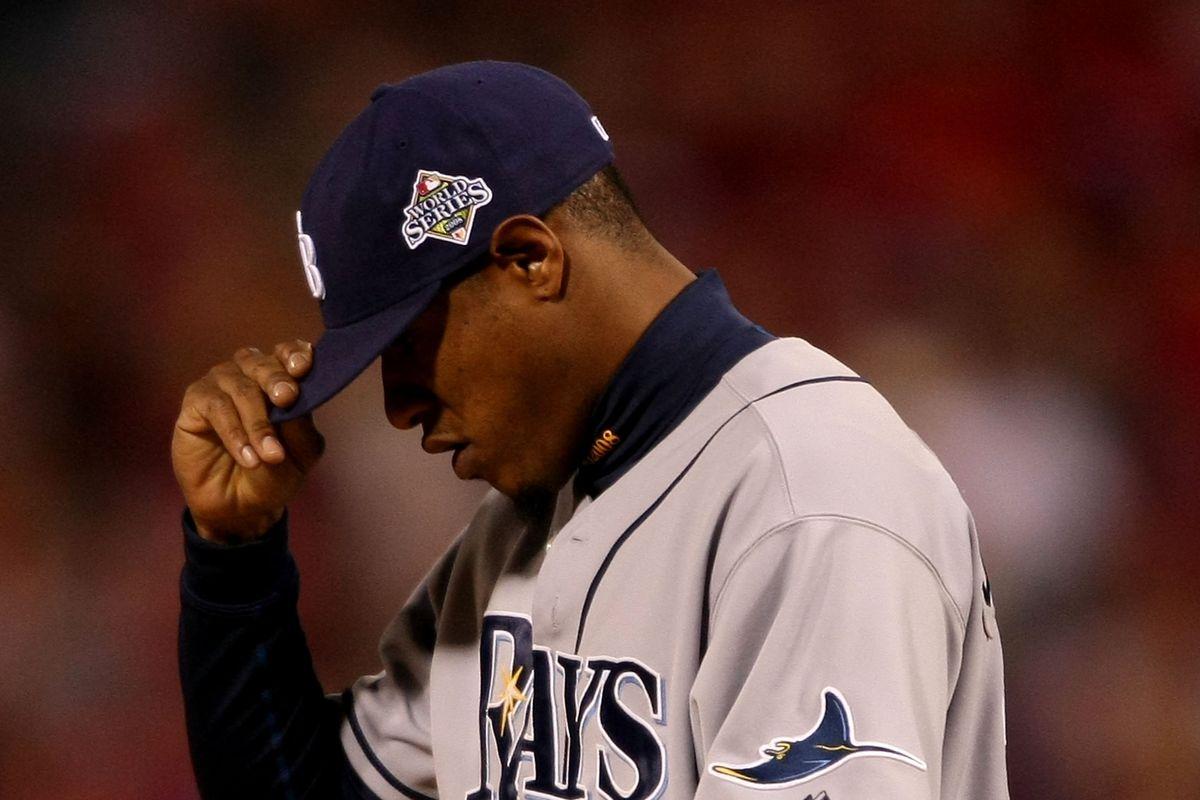 World Series: Tampa Bay Rays v Philadelphia Phillies, Game 4