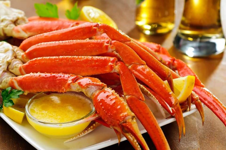 Where to Devour All-You-Can-Eat Crab Legs in D C  - Eater DC