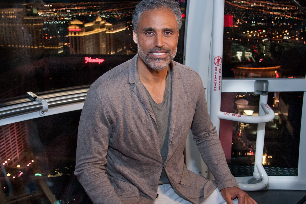 A future episode of Rick Fox After Dark features Fox on the High Roller.