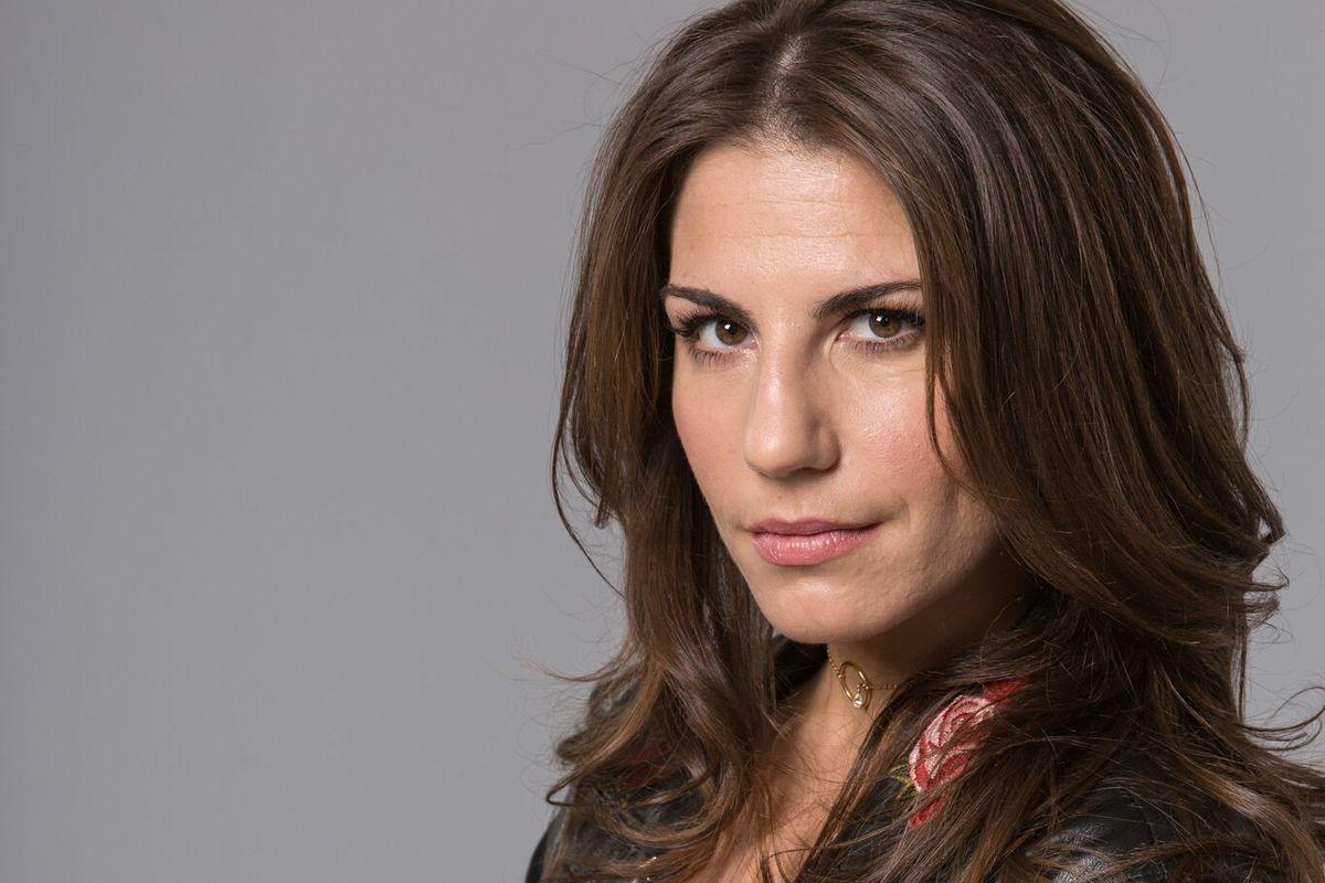 Journalist/activist Lauren Duca