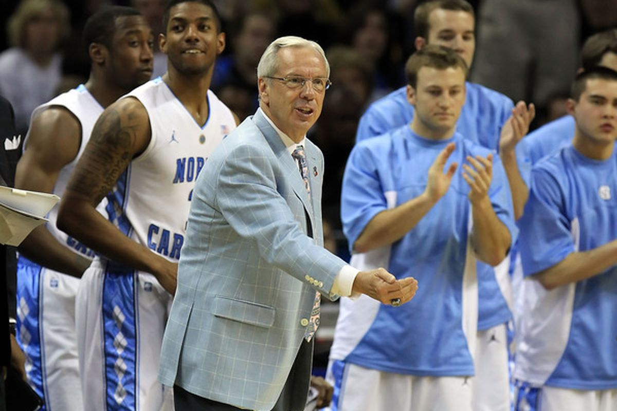 Roy Williams hopes to lead North Carolina to another Final Four appearance when it faces Kentucky tonight.