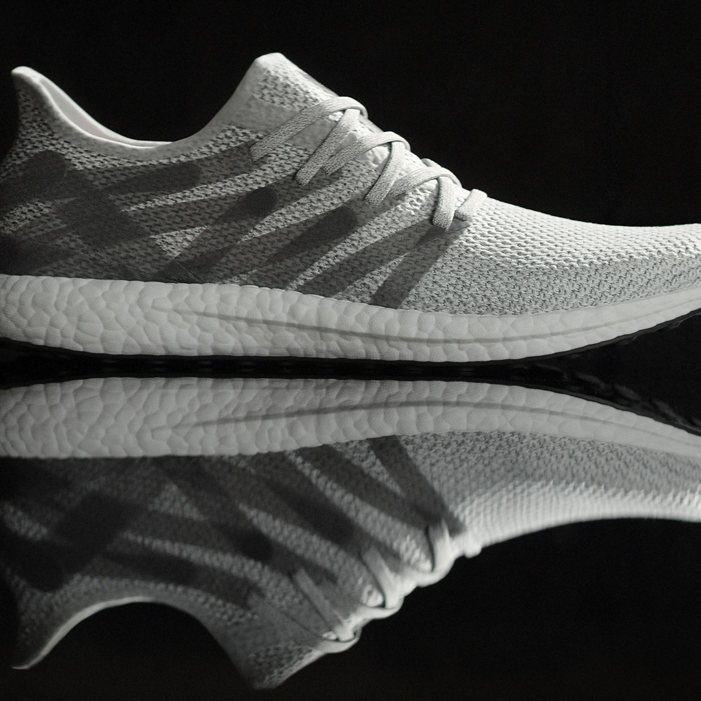 llamada Supervivencia la nieve  This is the first Adidas shoe made almost entirely by robots - Vox