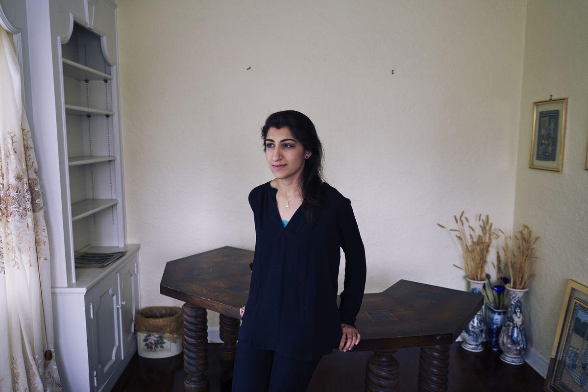 Antitrust: Lina Khan
