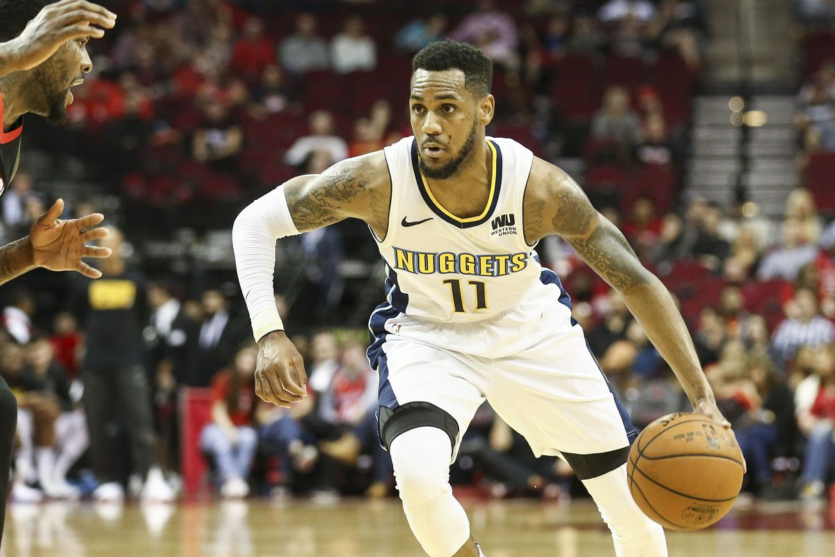best sneakers c54ed 24569 Monte Morris Signs 3-Year Deal With Nuggets - Wide Right ...