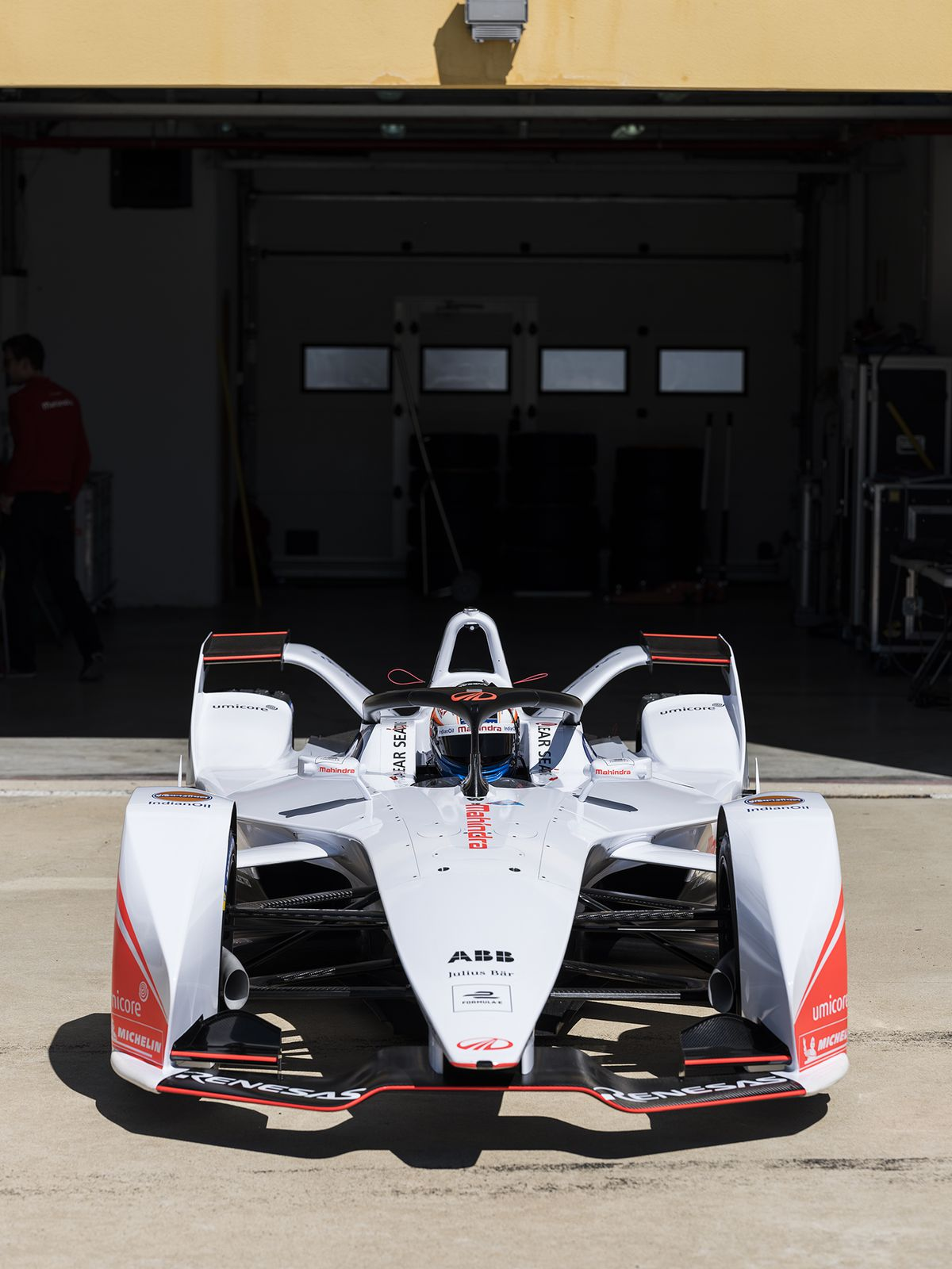 How Formula Es New Electric Racecar Is Going To Change The Series Race Car Wiring Books Photo Mahindra Racing