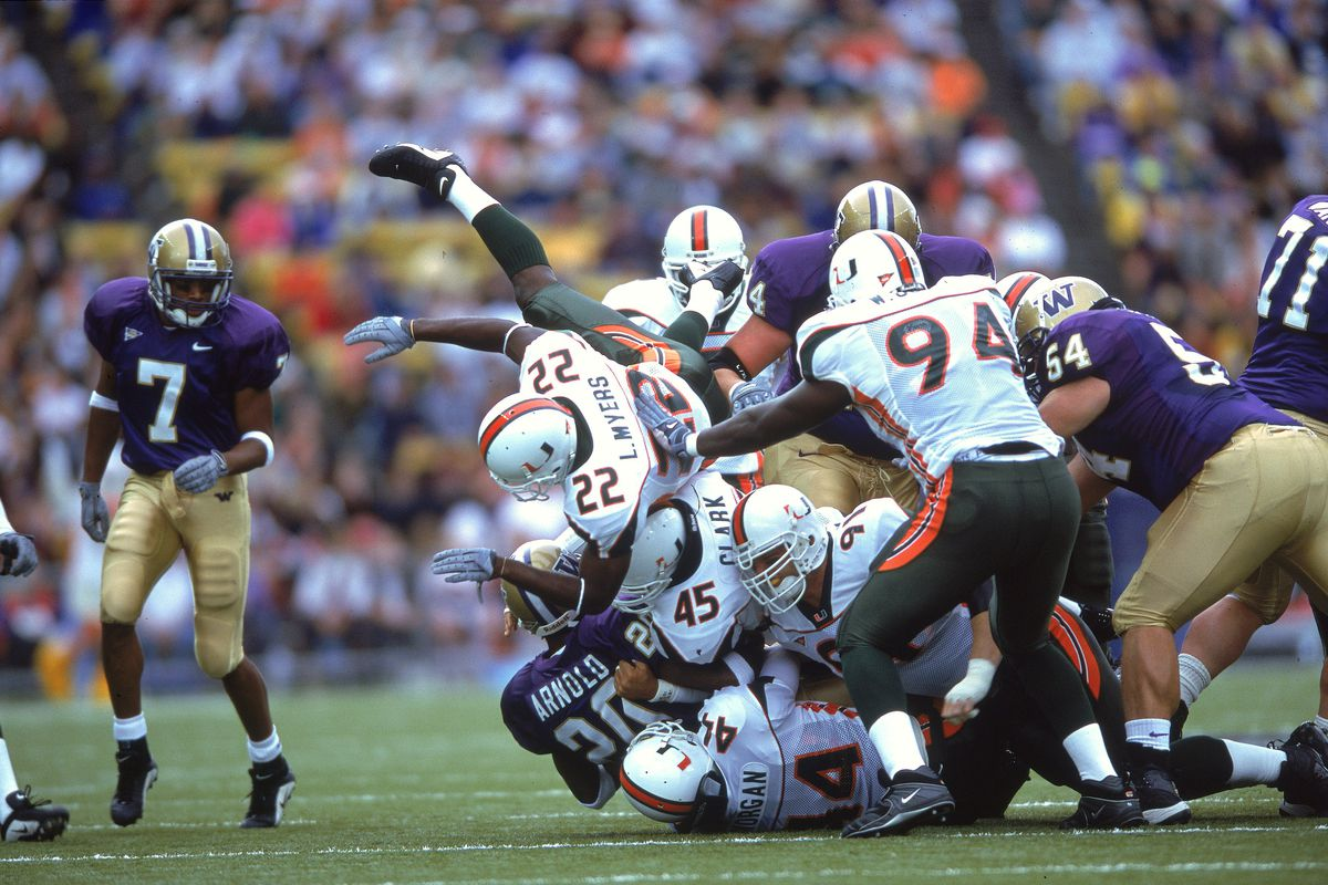 What If Wednesday: What If Miami Beat Washington In 2000?