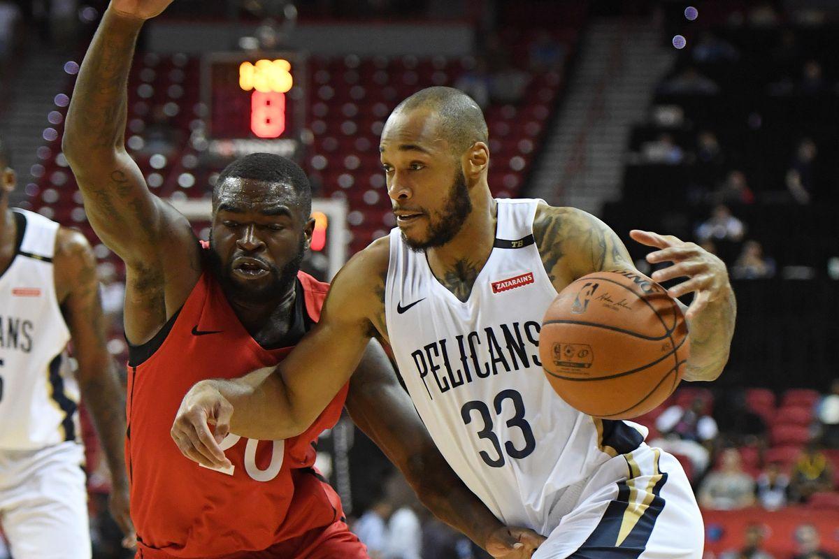 2018 NBA Summer League - Las Vegas - Toronto Raptors v New Orleans Pelicans