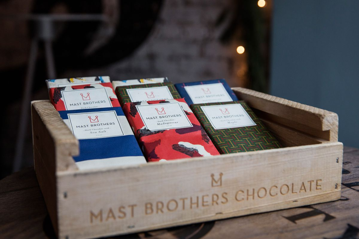 Is the origin story of Mast Brothers chocolate based in part on a lie?
