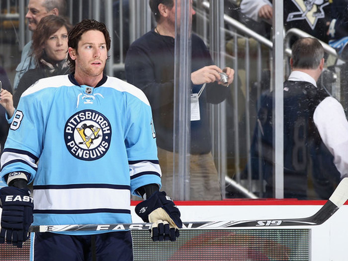 buy popular 1df9e 7c197 Penguins' Trades For James Neal And Alex Kovalev Were Clear ...
