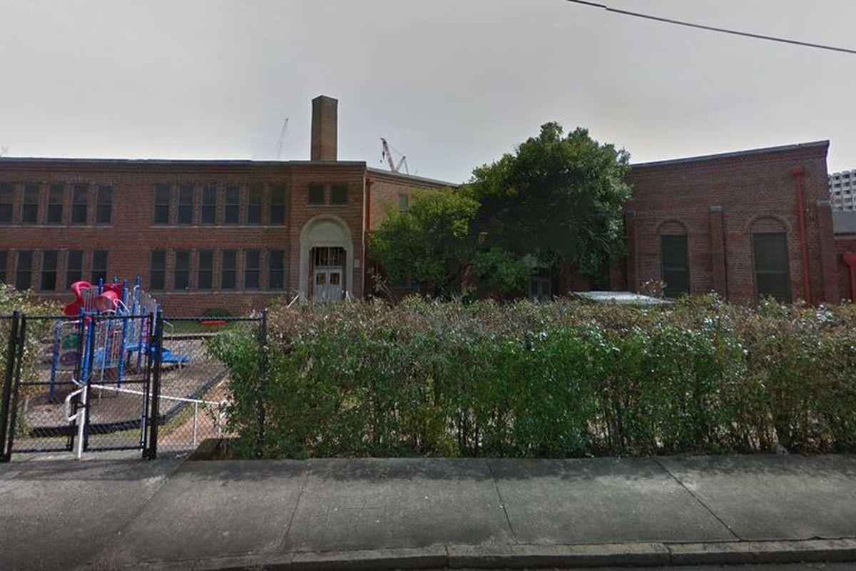 Preservation' of historic Atlanta school a familiar story of