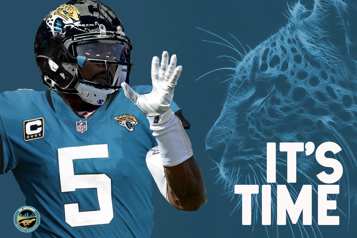new concept 6be53 4d46a The Jaguars need to get rid of Blake Bortles and trade for ...