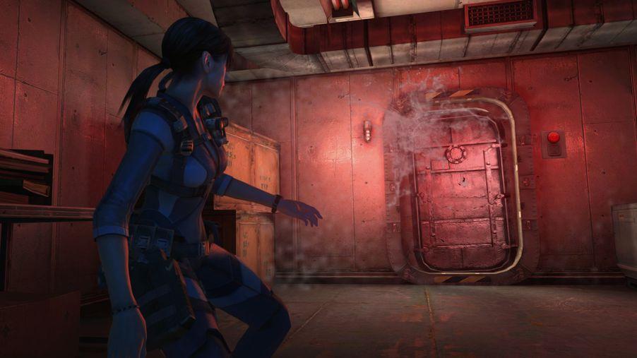 Resident Evil: Revelations Lady Hunk and Rachel Ooze DLC ...