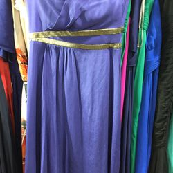 Nicole Miller gown, $74