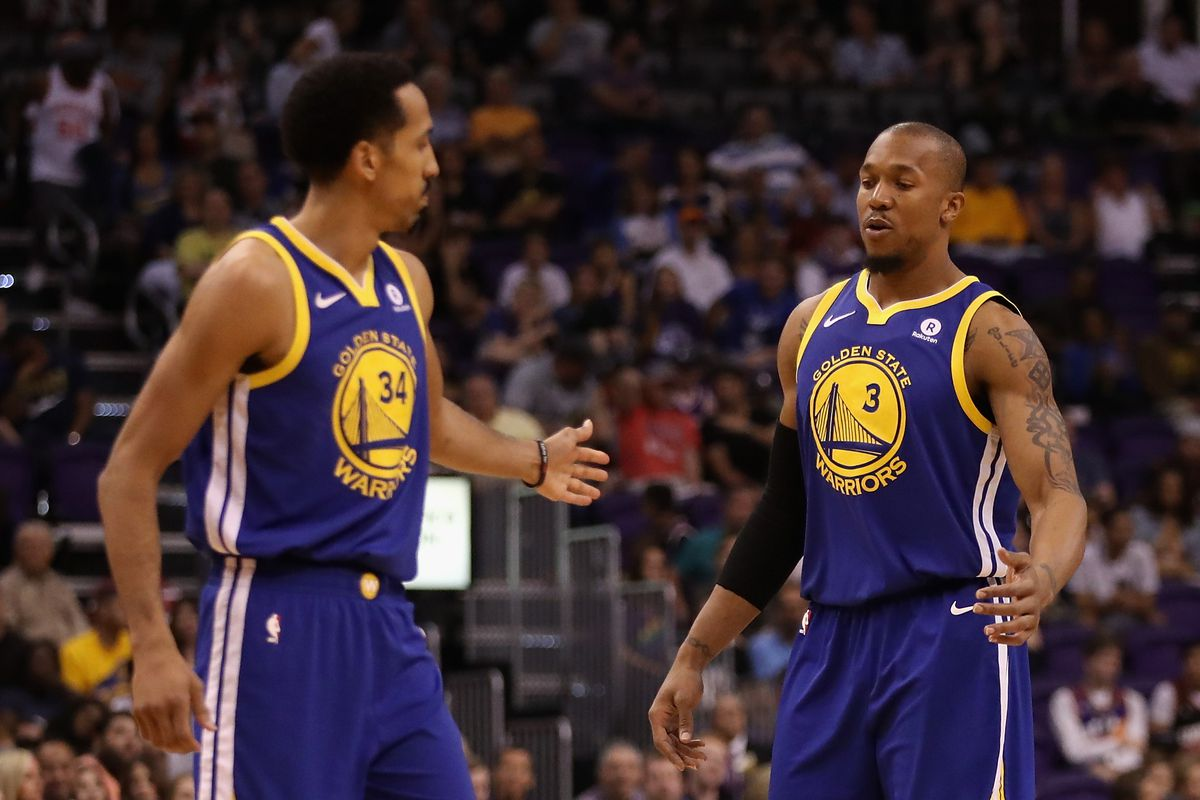 f76c1f8af05 David West and Shaun Livingston said there might be some Warriors drama