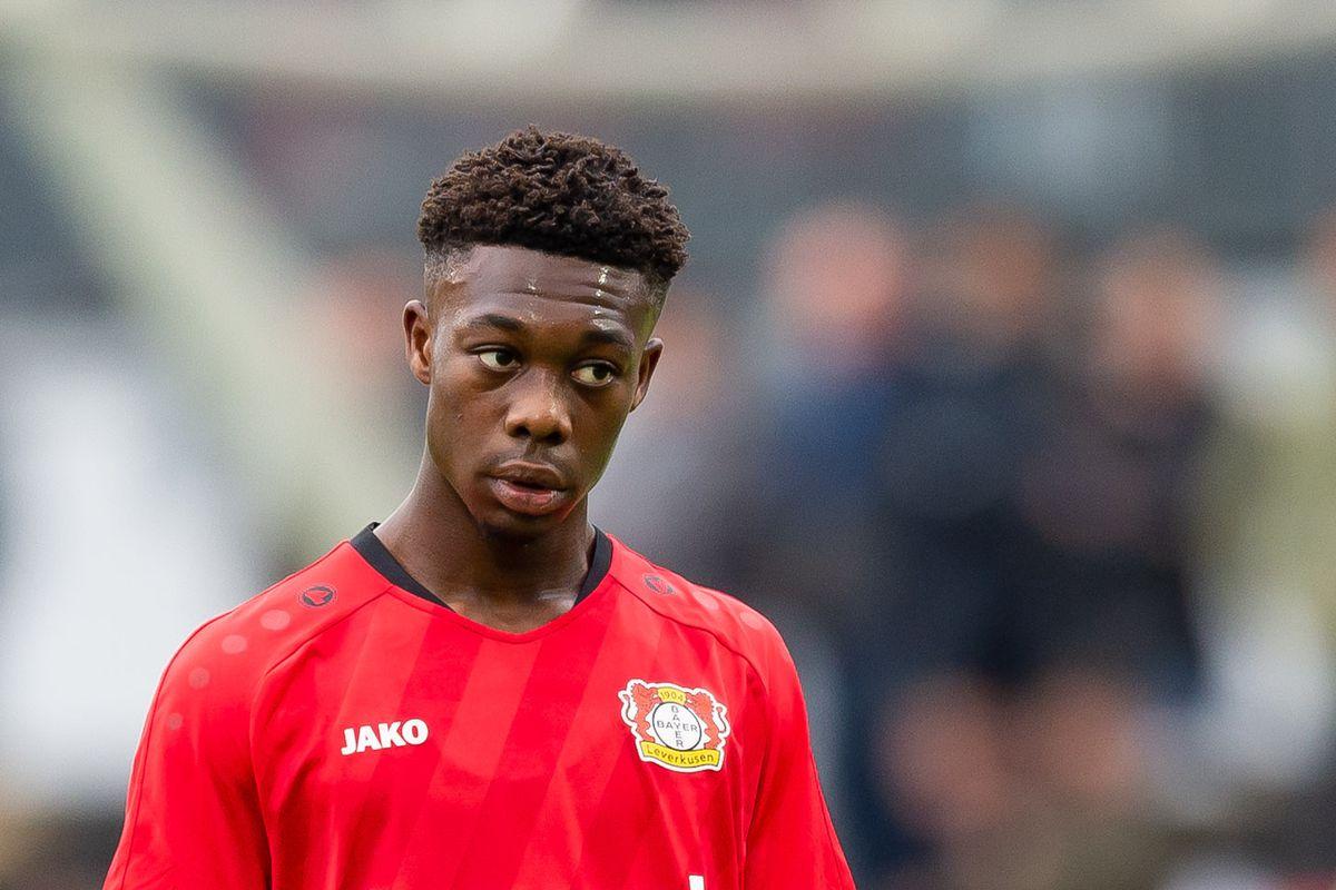 Bayer 04 Leverkusen U19 v Atletico Madrid U19 - UEFA Youth League