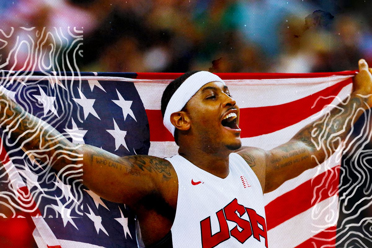 Bring Carmelo Anthony back to USA Basketball, and 4 other