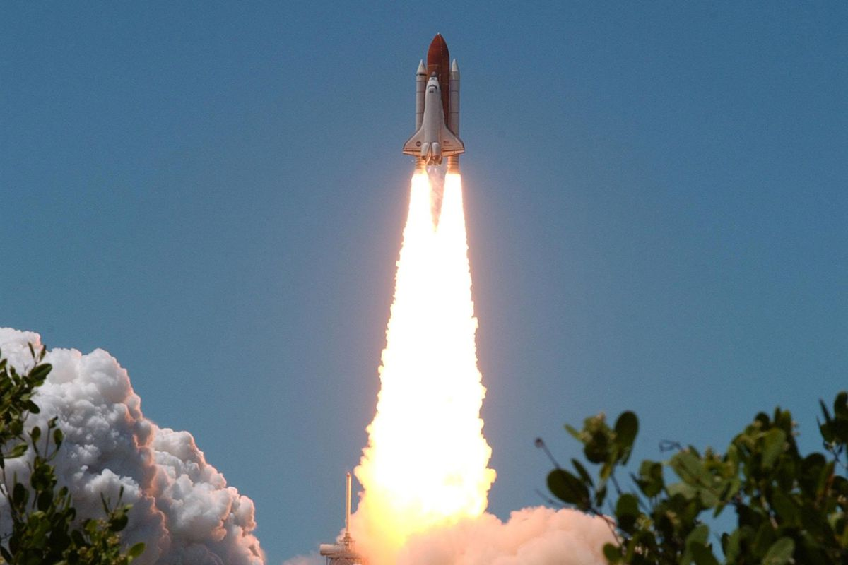 And we have liftoff!