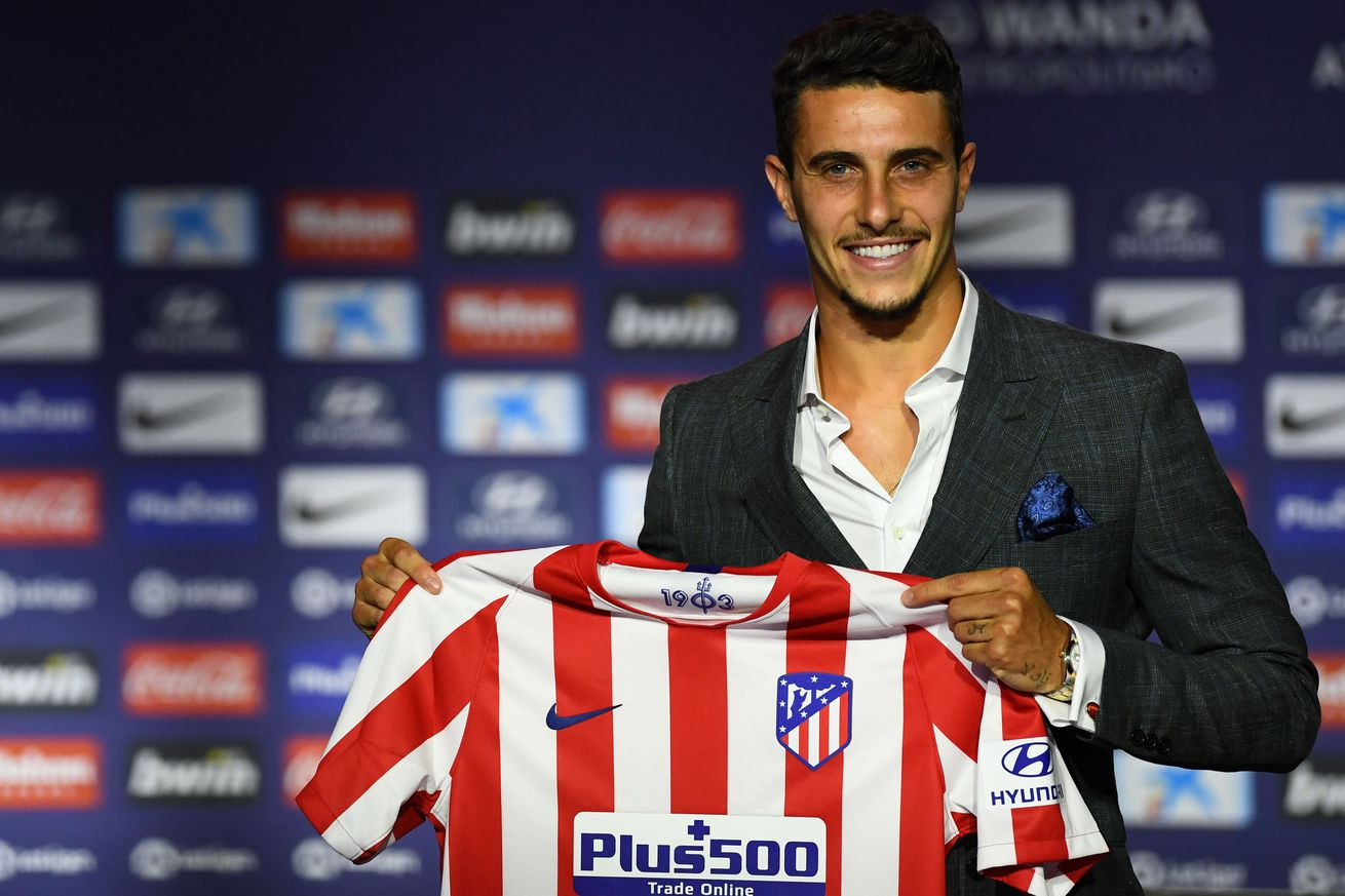 Atlético conclude defensive rebuild with Hermoso, Trippier introductions