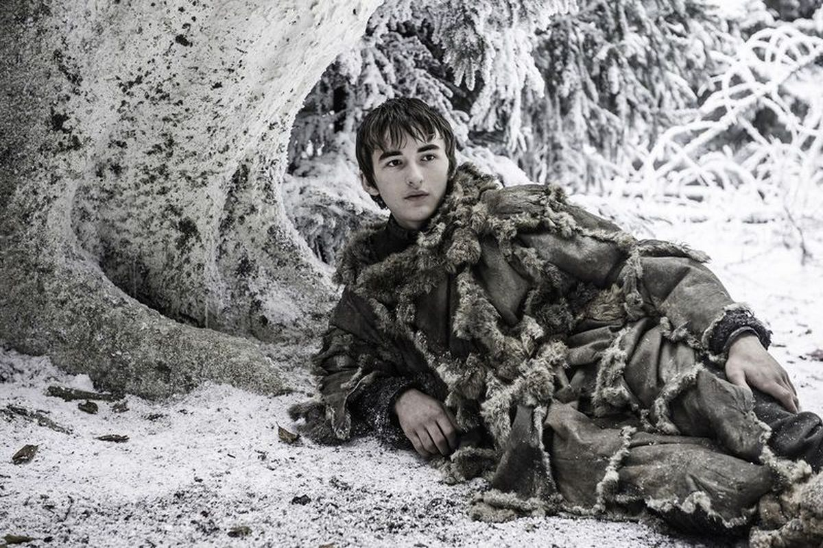 Bran on Game of Thrones.