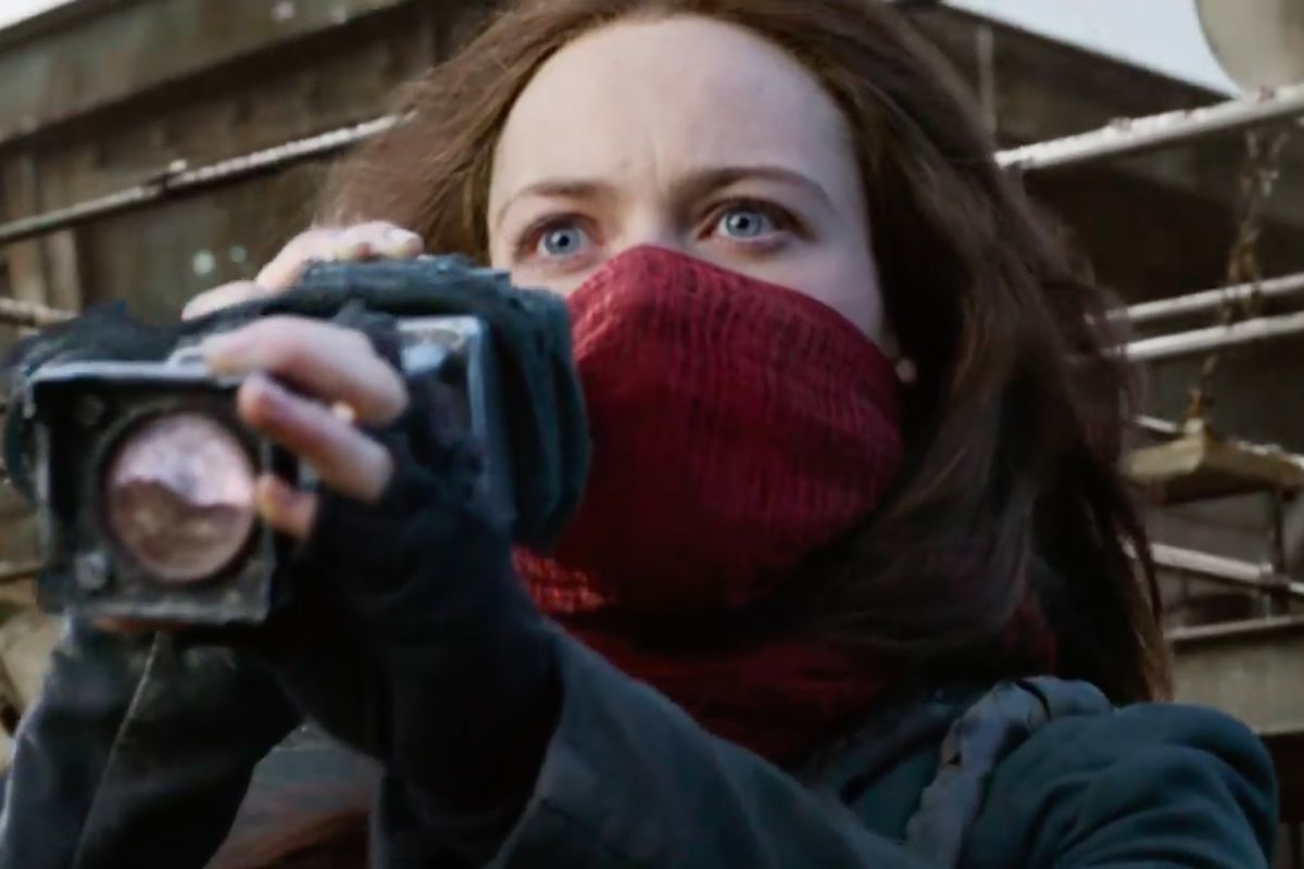 Mortal Engines review: eye-popping spectacle makes up for a